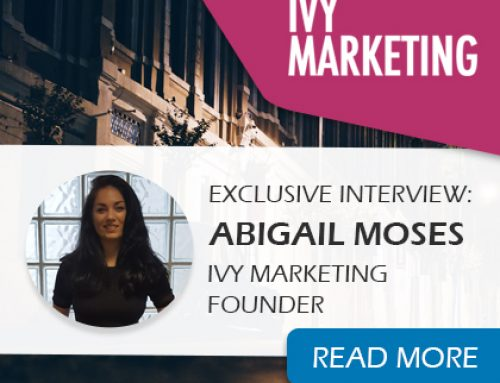 Ivy Marketing Founder, Abigail Moses, featured in Business News Wales
